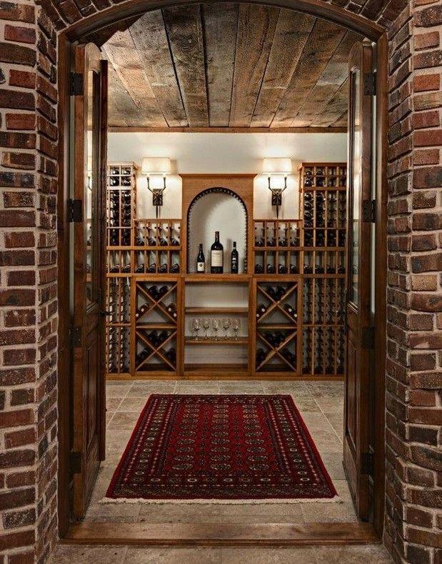 11 best creative wine barrel carving designs for custom wine cellars images on pinterest san - Home wine cellar design ideas ...