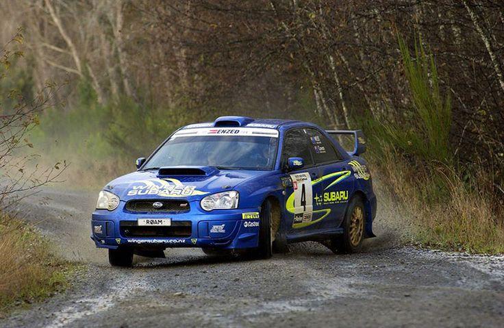 Rally New Zealand Whitianga Round