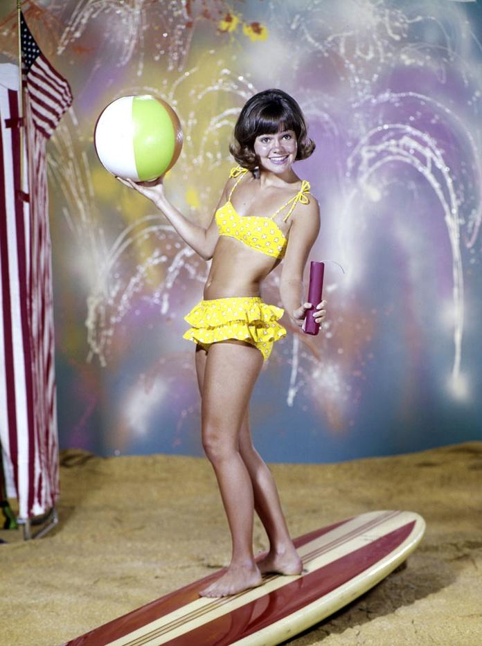 Sally Field as Gidget (1965-66, ABC)