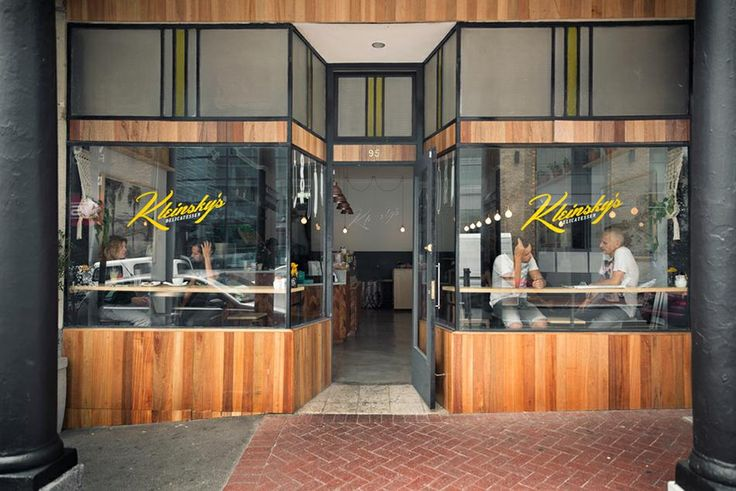 Kleinsky's Delicatessen- Regent Road- Sea Point