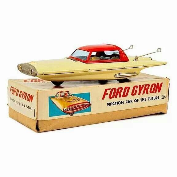 """modern1960s: """"The Jetsons would drive Ford """""""