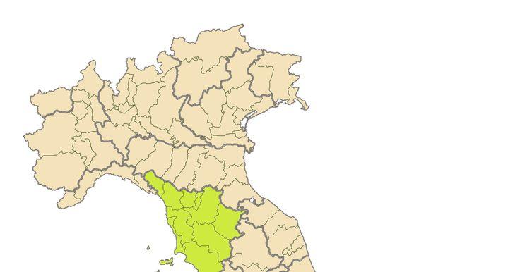Panis Nostrum: Panes en la Toscana.