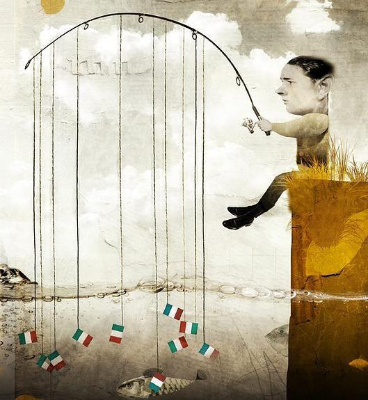 Antonello Silverini Illustrator | Editorial + Posters