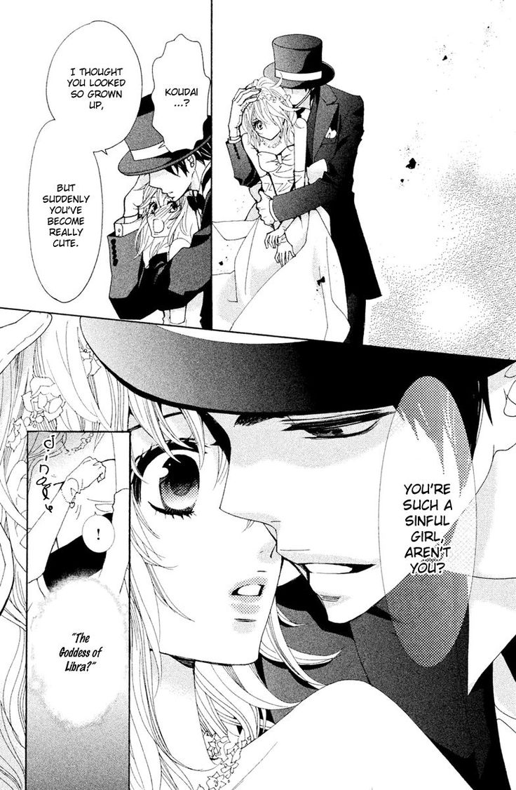 Read manga Megami no Libra Megami no Libra 010 online in high quality