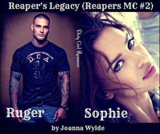 Reaper's Legacy (Reapers MC # by Joanna Wylde