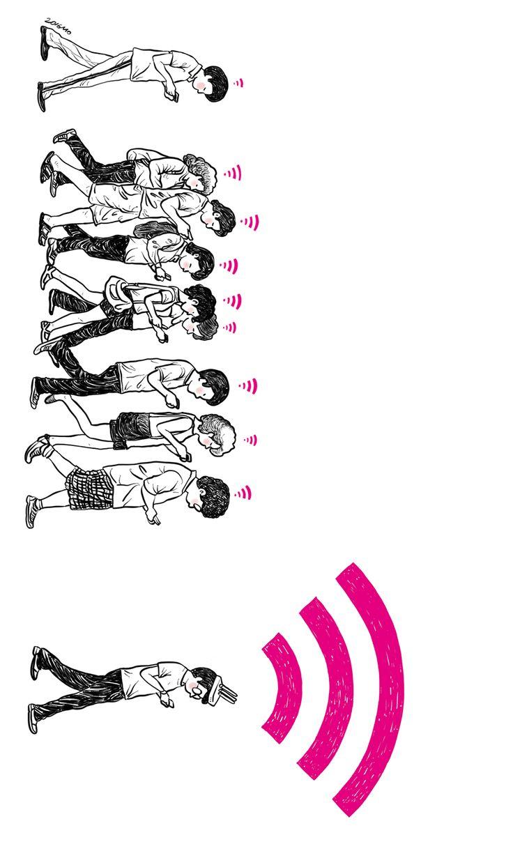 wifi 공유하는 사나이