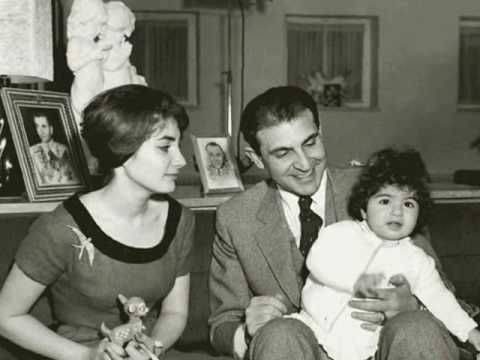 Aroussi Ardeshir Zahedi & Shahnaz Pahlavi|عروسی اردشیر زاهدی