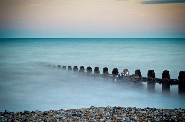 "500px / Photo ""rustington beach"" by Piers Fearick"
