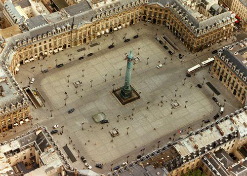 Paris - Place Vendome