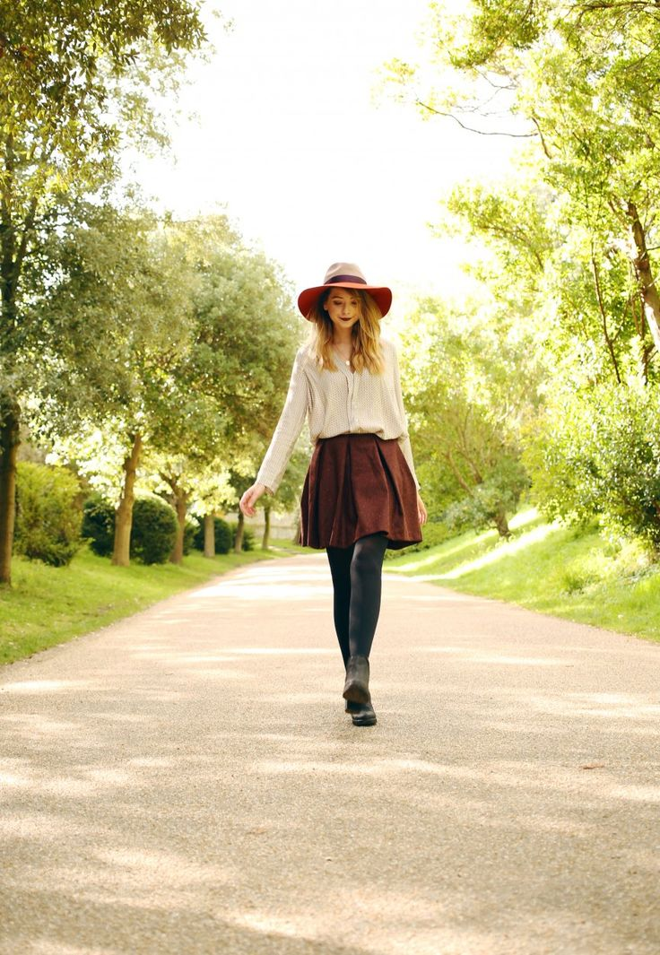 Zoella | Autumn Style | Shirts & Skirts