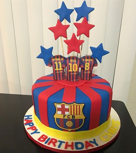 Cake Design Hialeah : 17 Best ideas about Messi Birthday on Pinterest Neymar ...