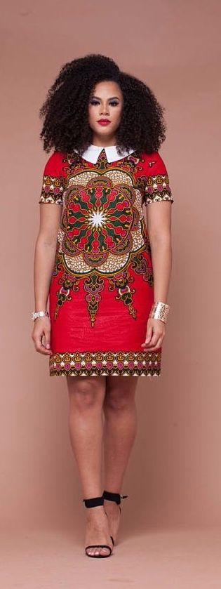 673 Best Afro Nigerian Print Ankara Fashion Images On