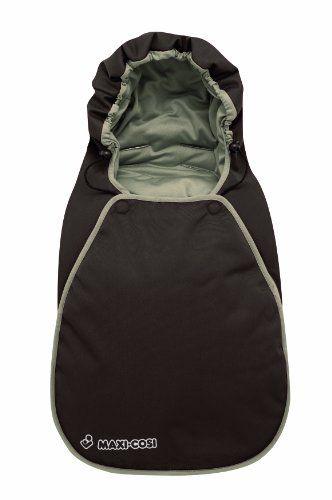 Maxi-Cosi 61005350 Cabriofix - Saco para las piernas, color marrón