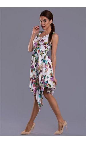Letnia kwiatowa sukienka http://www.planetap.pl/sukienki-c-1_6.html