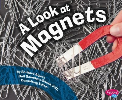 Simple text and full-color photographs provide a brief introduction to magnetism.