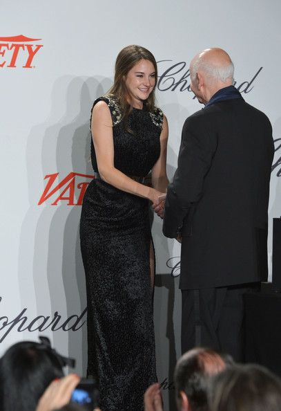Shailene Woodley Photos: Trophee Chopard In Partnership With Variety Magazine - 65th Annual Cannes Film Festival
