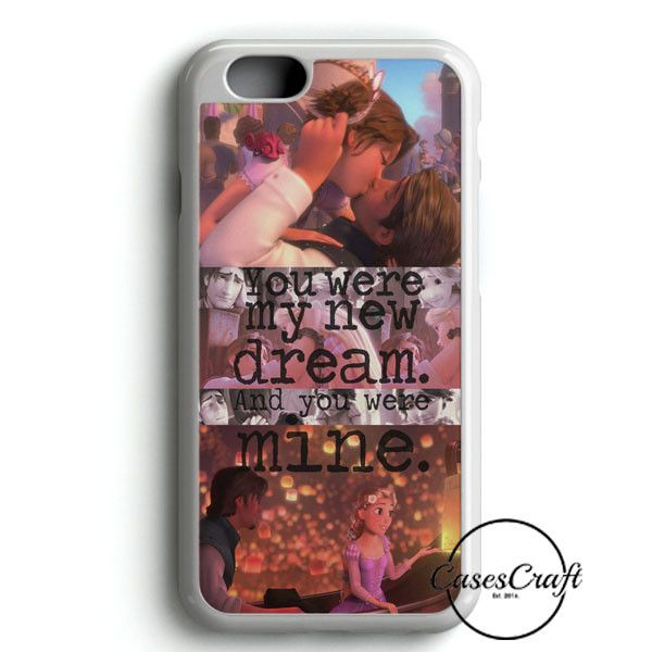 Disney Tangled Princess Rapunzel Digital iPhone 6/6S Case | casescraft