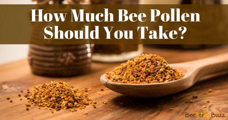 Whether its bee pollen capsules or granules, here are the recommended bee pollen dosages direct from the beekeeper's daughter.