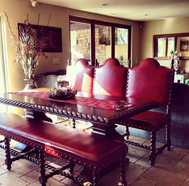 custom spanish style furniture. Rebecca Justice Collections · Spanish RevivalSpanish ColonialSpanish StyleDinning TableDining RoomsMediterranean StyleCustom FurnitureSwordHomestead Custom Style Furniture