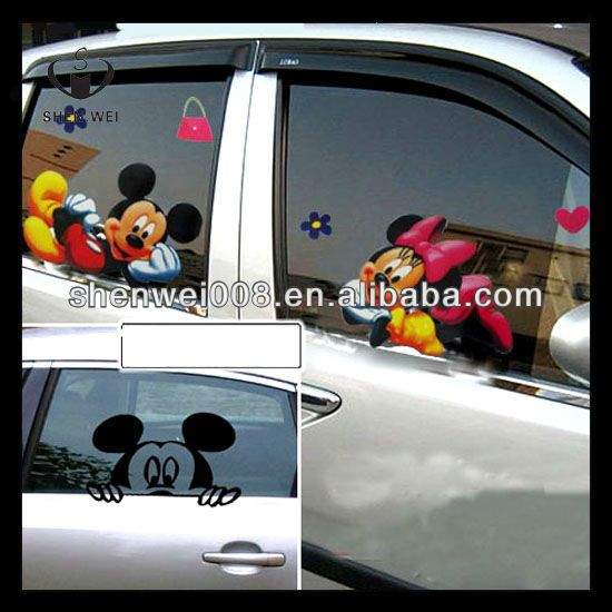 Best Car Decals Images On Pinterest Box Car Accessories And - Vinyl window clings for cars