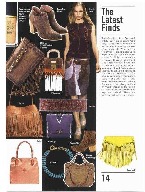 Felisi su Vogue, febbraio 2015