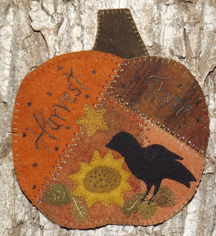 CrazyThyme HarvestThyme Kit by ShadesofthePastQuilt on Etsy…