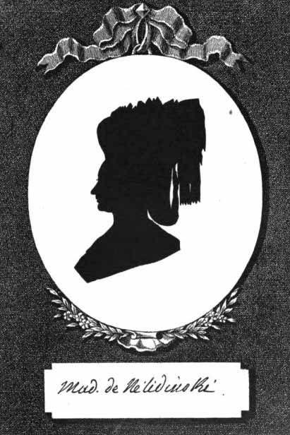 Гр. Анастасия Николаевна Головина(1754—1803), дочь графа Н. А. Головина и А. С. Лопухиной, сестра Н. Н. Головина и внучка  Н. Ф. Лопухиной.  Анастасия родила от 16-летнего Степана Сергеевича Ланского (1760—1813) сына А. С. Лавинского (1776—1844), получившего права потомственного дворянства. Была любовницей Н. В. Репнина, их сын С. И. Лесовский (1782—1839), затем С. П. Румянцева (1755—1838), от него имела 3-х дочерей, носивших фамилию Кагульских. 2-я жена А. Ю.Нелединского-Мелецкого…