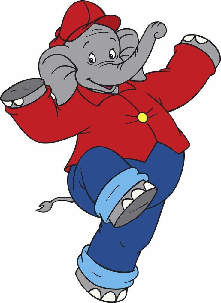 Benjamin the Elephant - Benjamin Blümchen