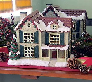 David Venable S Twas The Night Before Christmas House With
