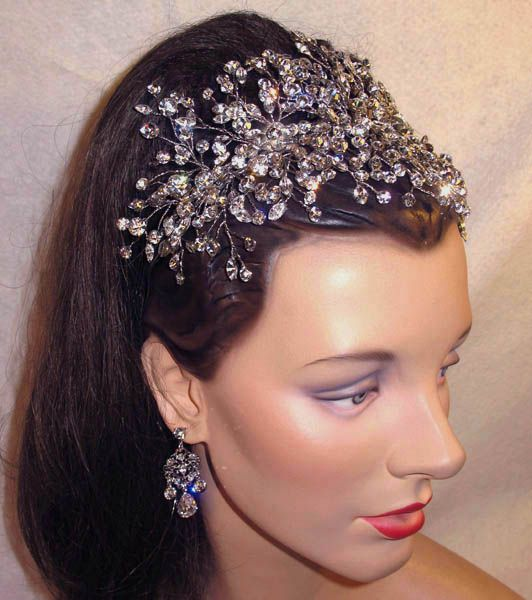 Headpieces For Wedding Pinterest: 17 Best Images About Weddings- Bridal Headpieces On