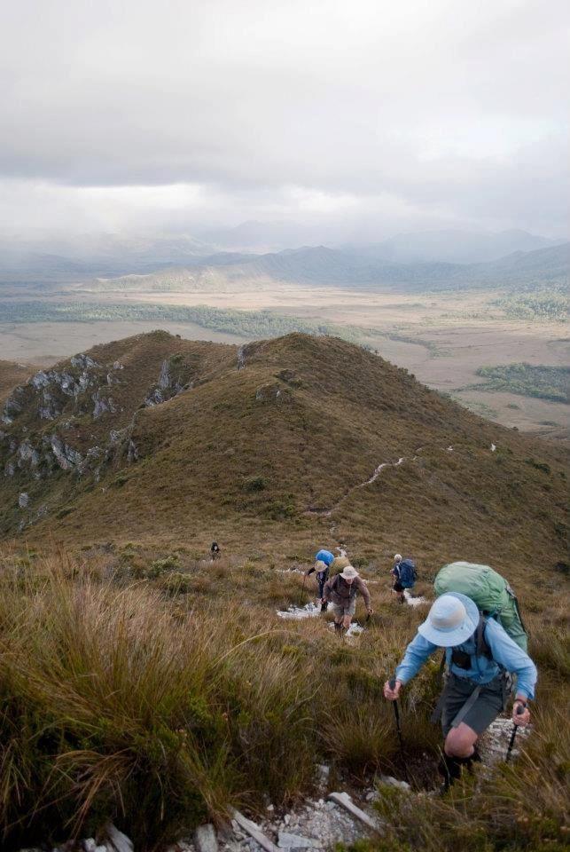 Ironbound Range, South Coast Track, Tasmania