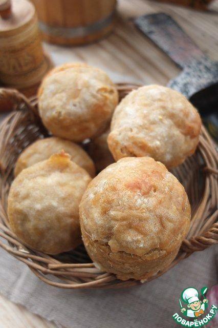 Крестьянский хлеб - кулинарный рецепт