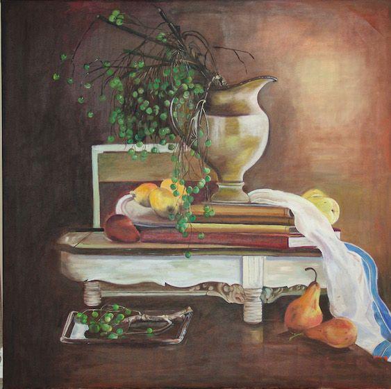 Still life Artwork by Eiman Muiny