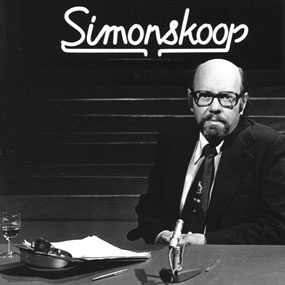 """""""Simonskoop"""" met Simon van Collem was een fijn filmprogramma en die man was helemaal bezèten van film...!"""