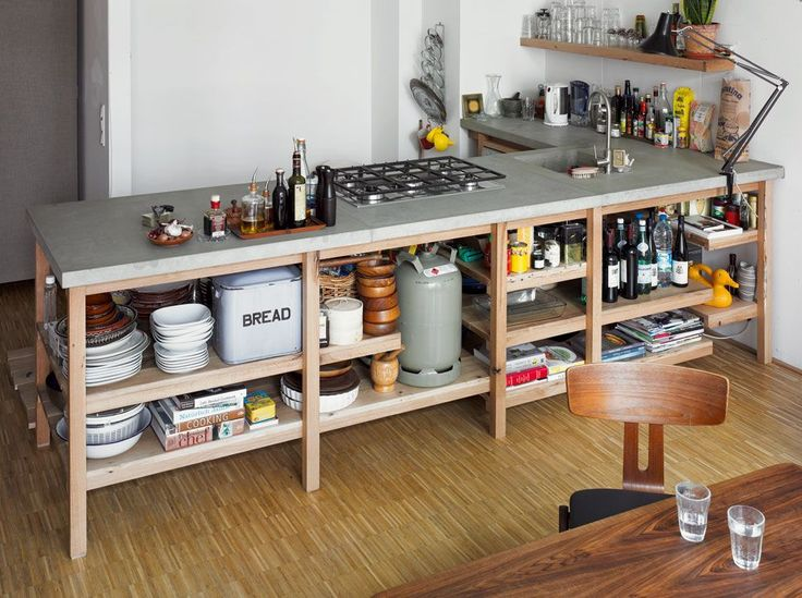Ten Unique Kitchens Designs