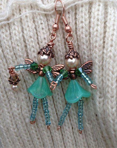 Craft ideas 11110 - Pandahall.com #earrings #cuteearrings #pandahall