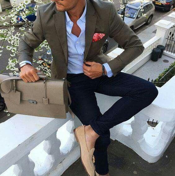 Dressed to kill! #stylishmen