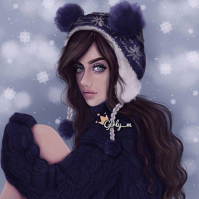 Instagram post by maryam muparki girly m riyadh for Girly tumblr drawings