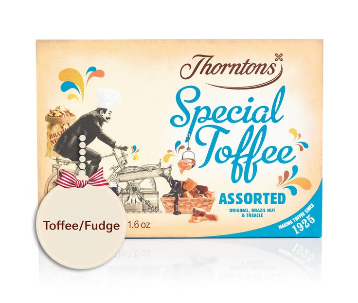 Special #Toffee - Assorted