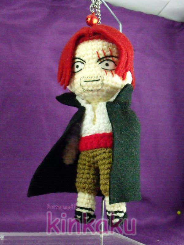 One Piece : Shanks by ~kinkaku on deviantART