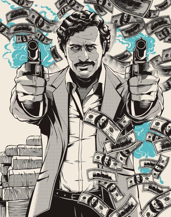 by: Cristiano Siqueira [Pablo Escobar]