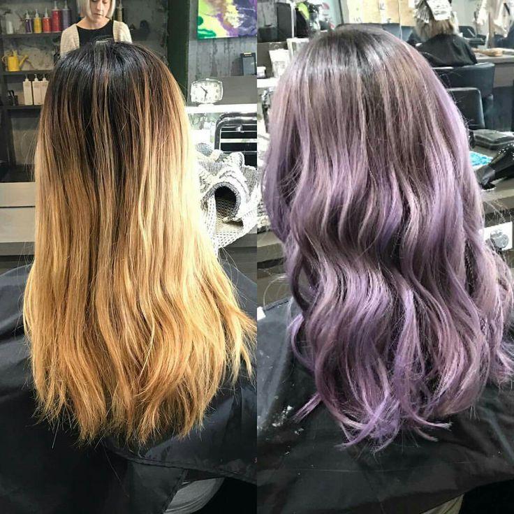 My clients transformation! @ whiteivystudio!