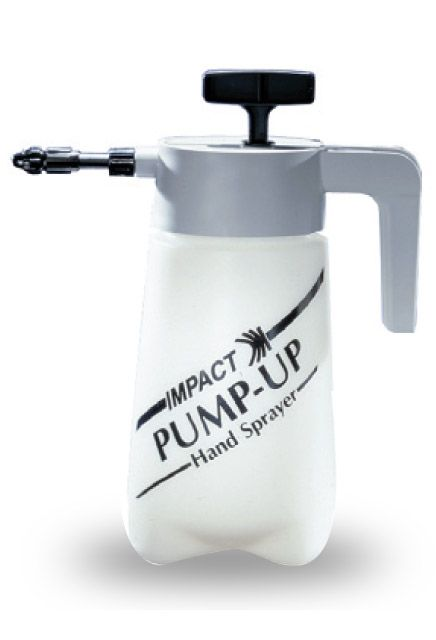 Pump-up Foamer Sprayer: Pump-up foamer sprayer