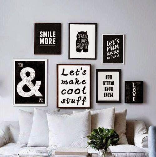 Decorando con: Frases | Decorar tu casa es facilisimo.com