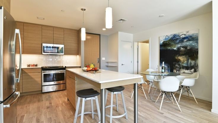 There are a veritable forest of newer apartment buildings throughout the region, many offering incentives for tenants… JSI is proud to have supplied the Residential Unit Cabinetry and Public Space Millwork and Cabinetry at 'The Gerard'