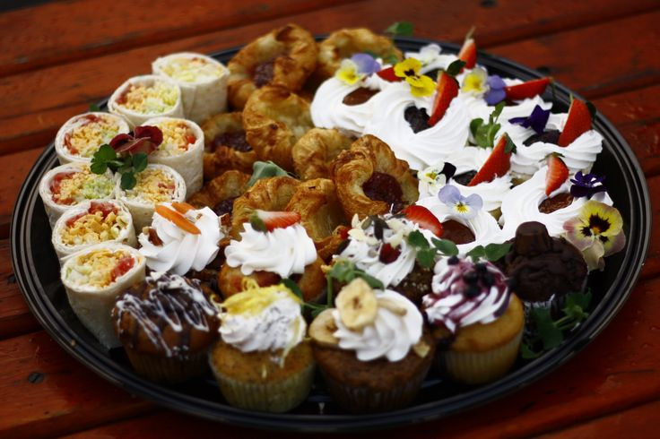 Mixed breakfast platter 180 degrees catering and confectionery www.180degrees.co.za