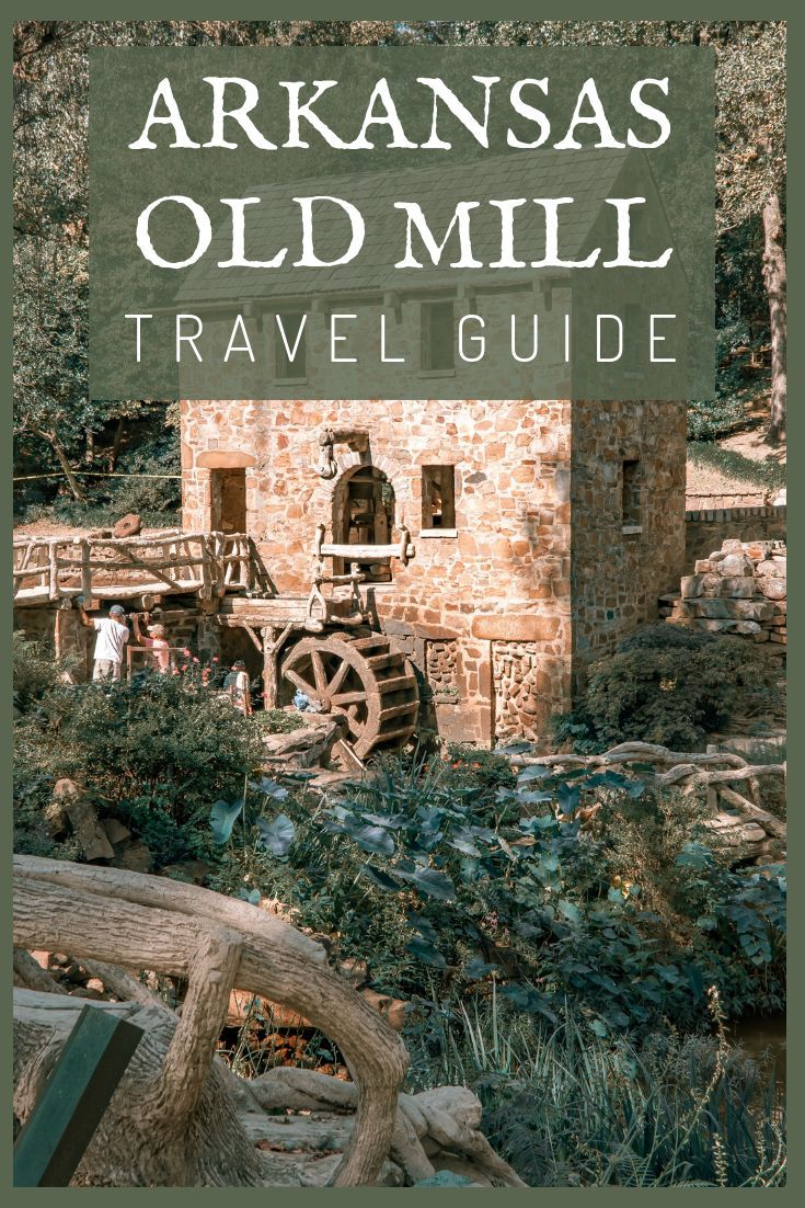 How My Gone With The Wind Obsession Led Me To The Old Mill In North Little Rock Arkansas With Images Little Rock Arkansas North Little Rock Arkansas Arkansas Travel
