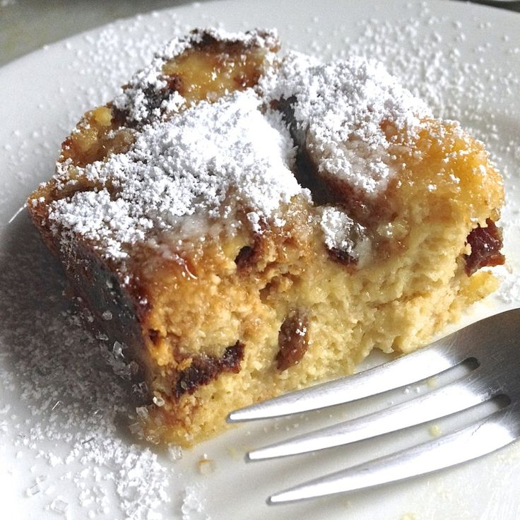 Panettone Bread Pudding | Flourish - King Arthur Flour's blog