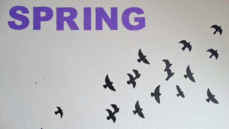 DIY - Spring & Birds