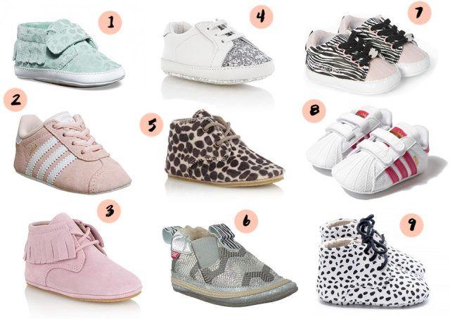 De leukste sneakers voor baby's | Sneaker, Babyschoentjes